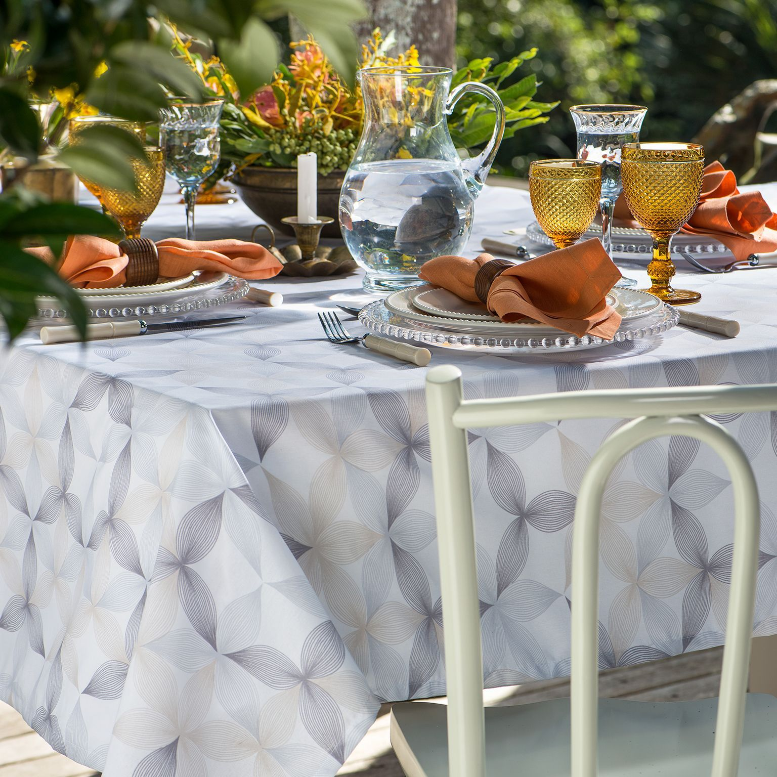 Toalha de Mesa Home Design Misty