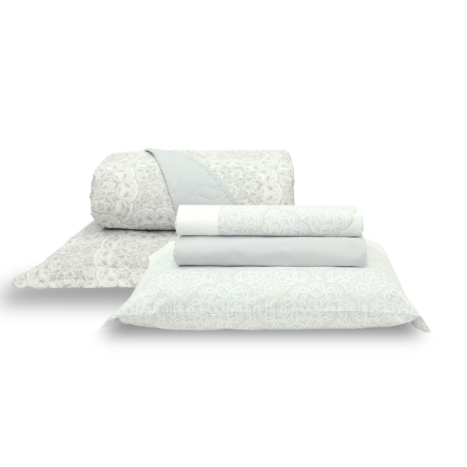 Kit Cama Platinum Thais