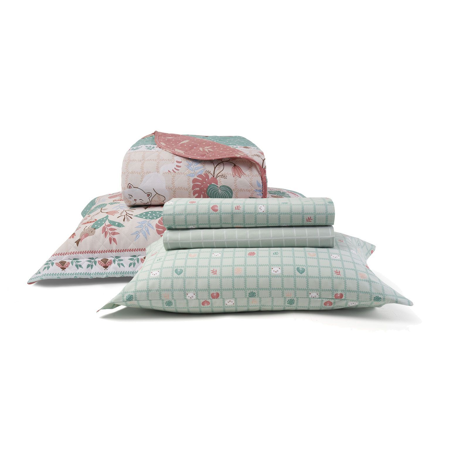 Kit Cama Total Mix Jr Bianca