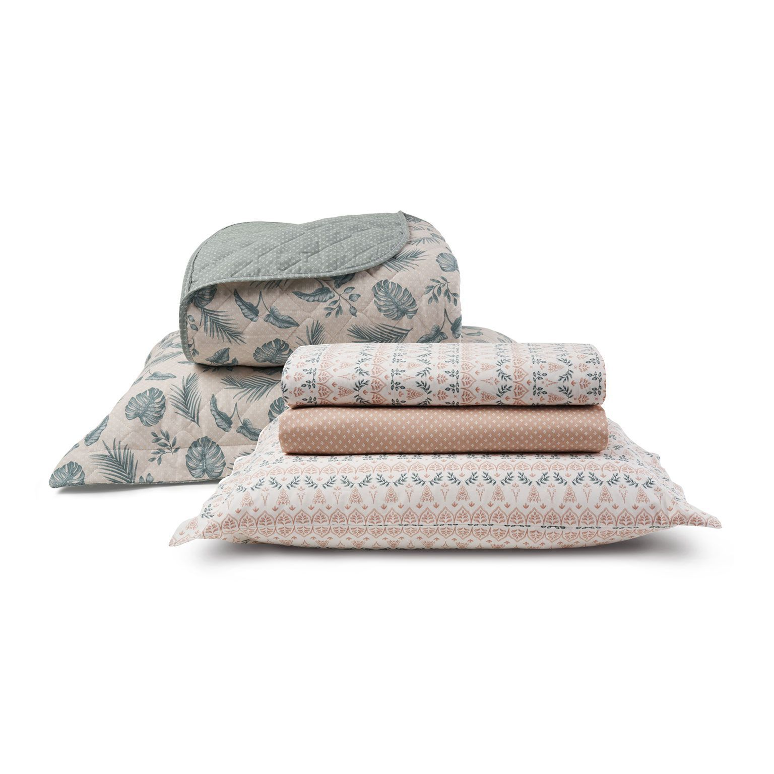 Kit Cama Total Mix Eucalipto Simples