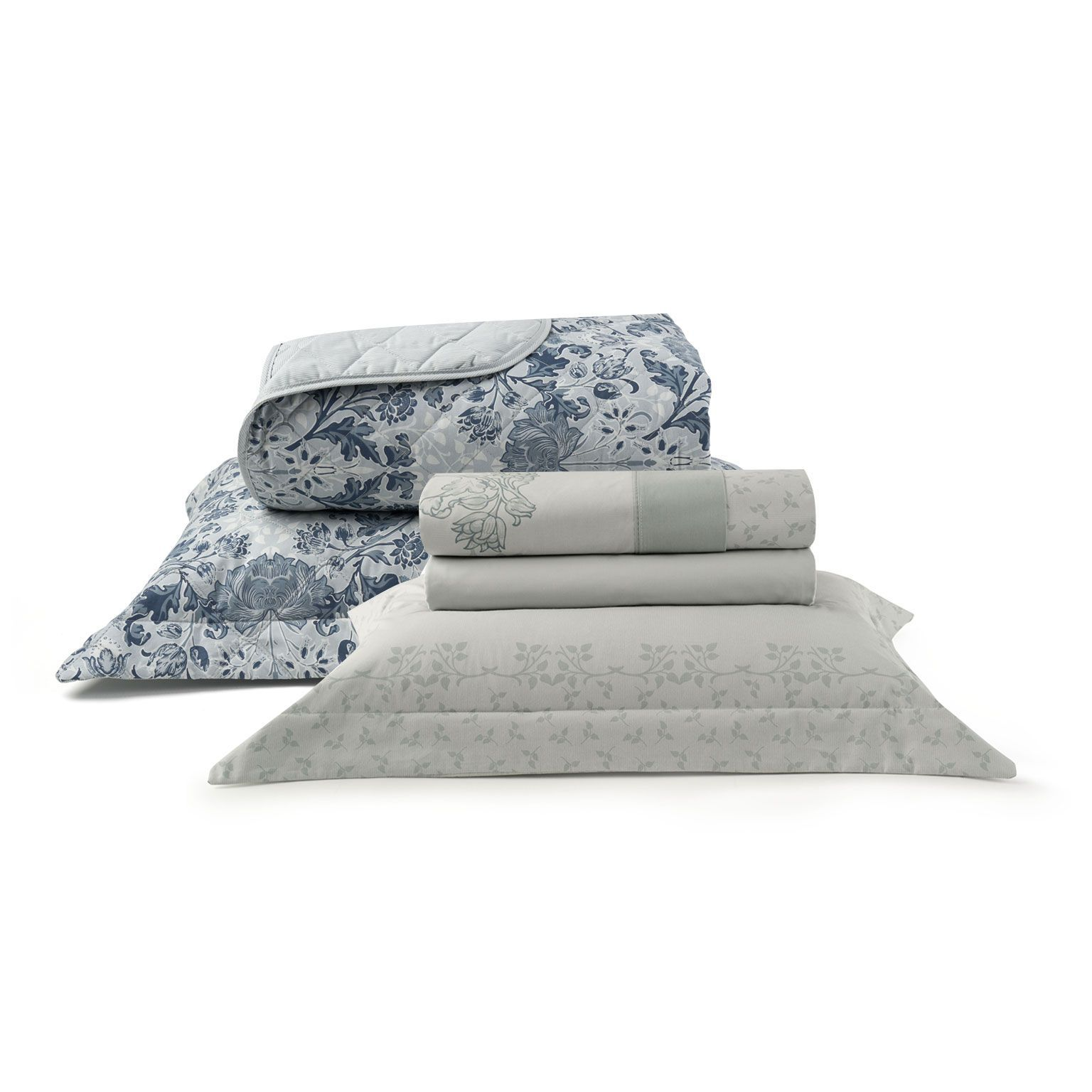 Kit Cama Toque de Seda Leaf Simples