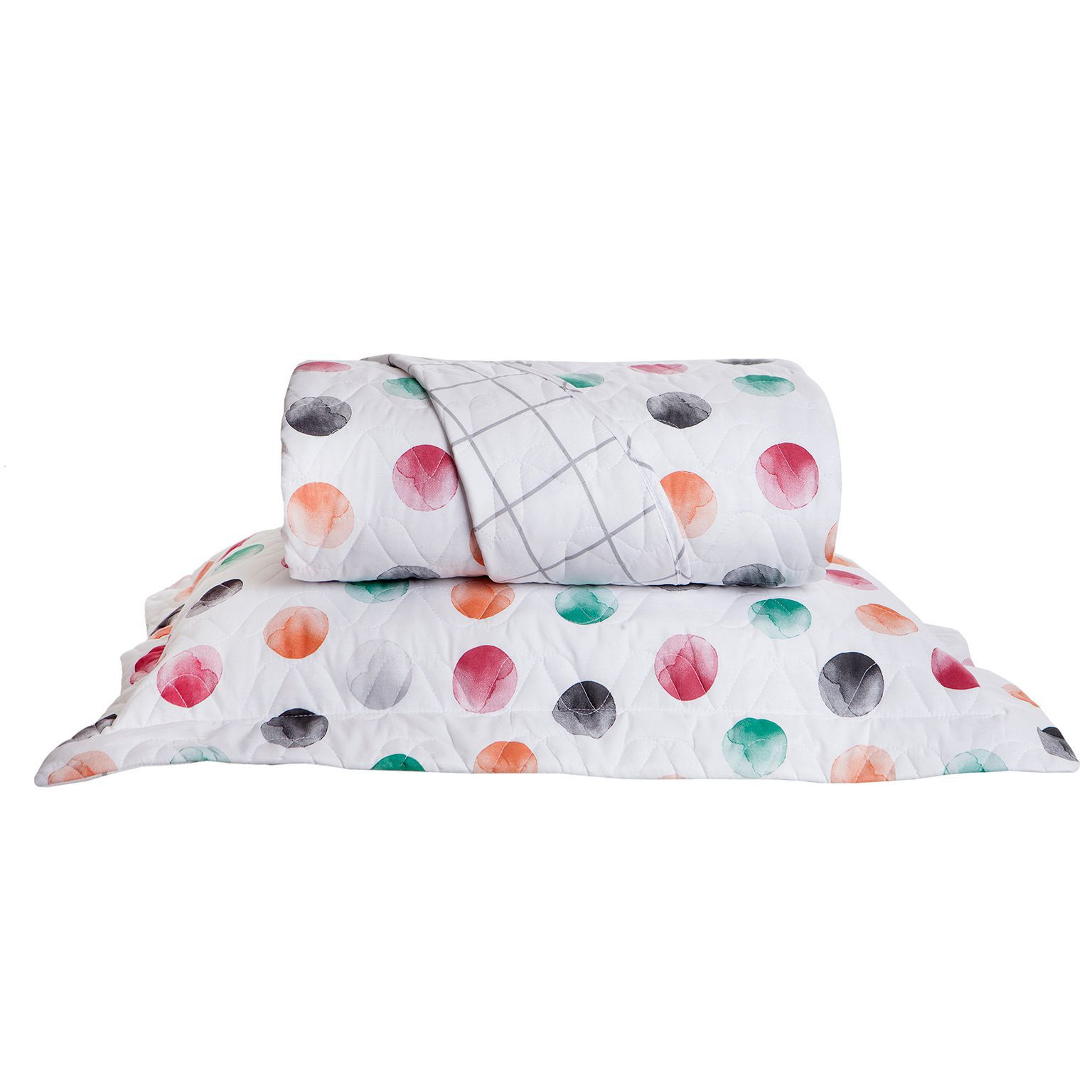 Kit Colcha Matelassê Dupla Face Home Design Petit
