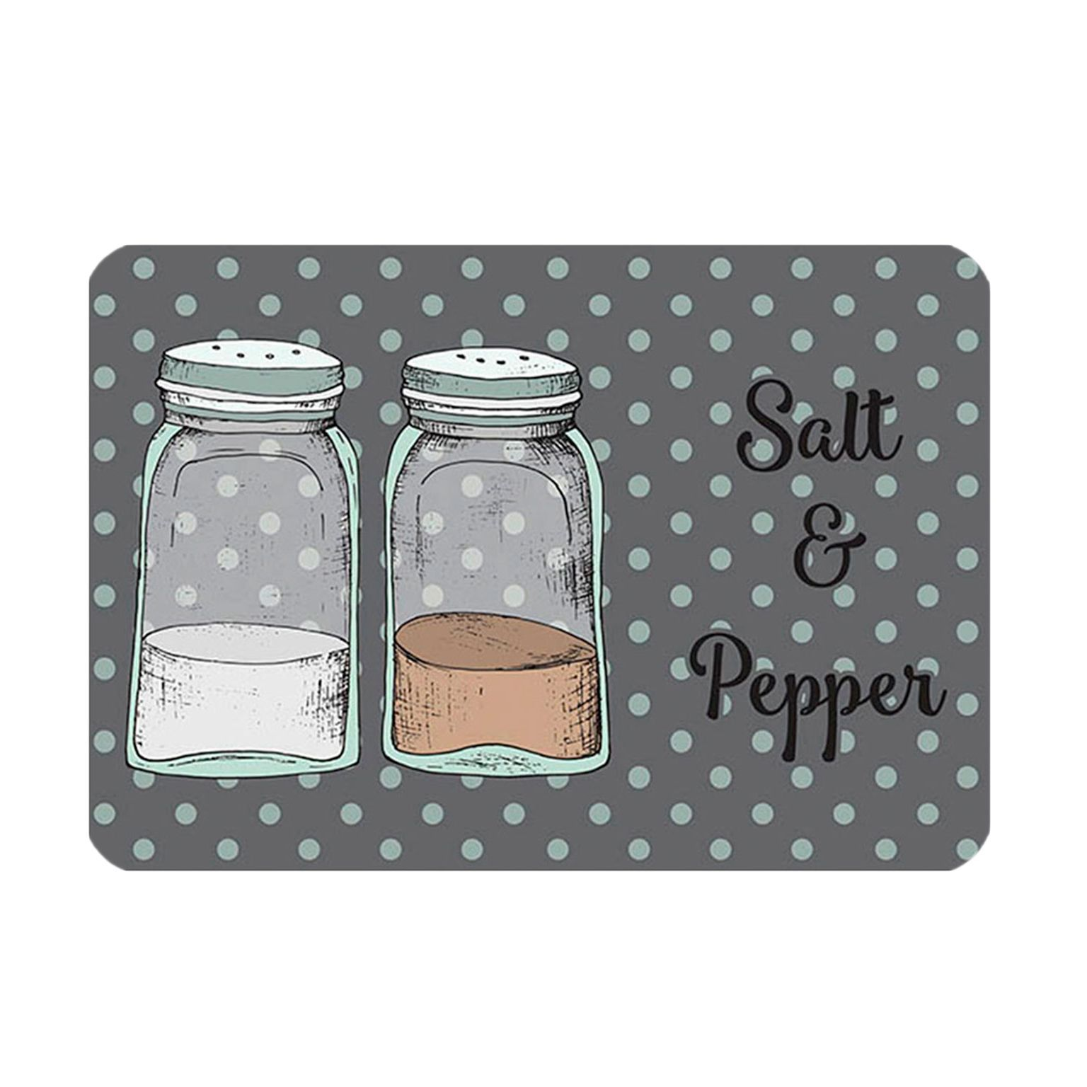 Tapetinho Antiderrapante Salt & Pepper