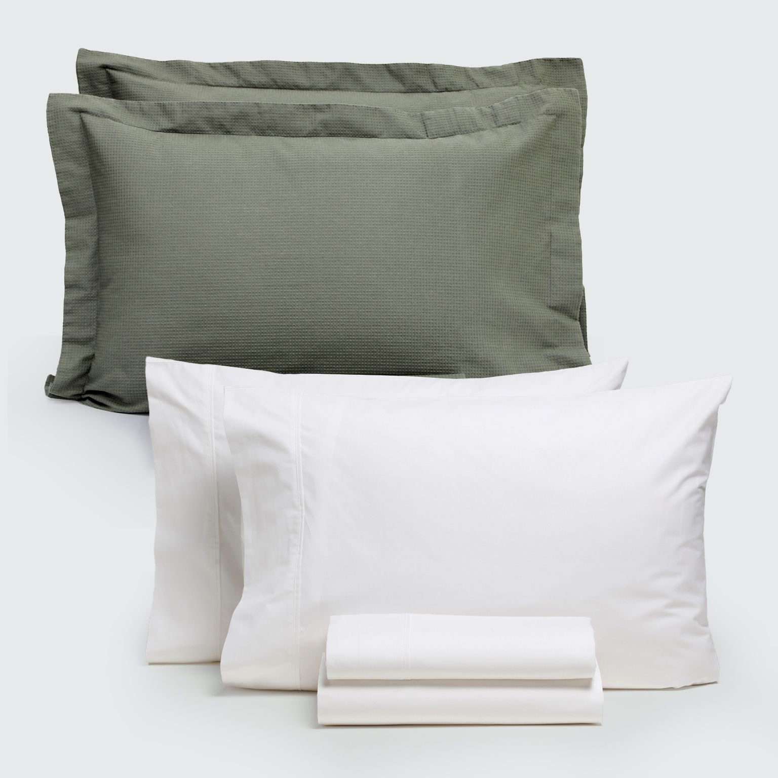 Kit Cama One For All + Washed Piquet