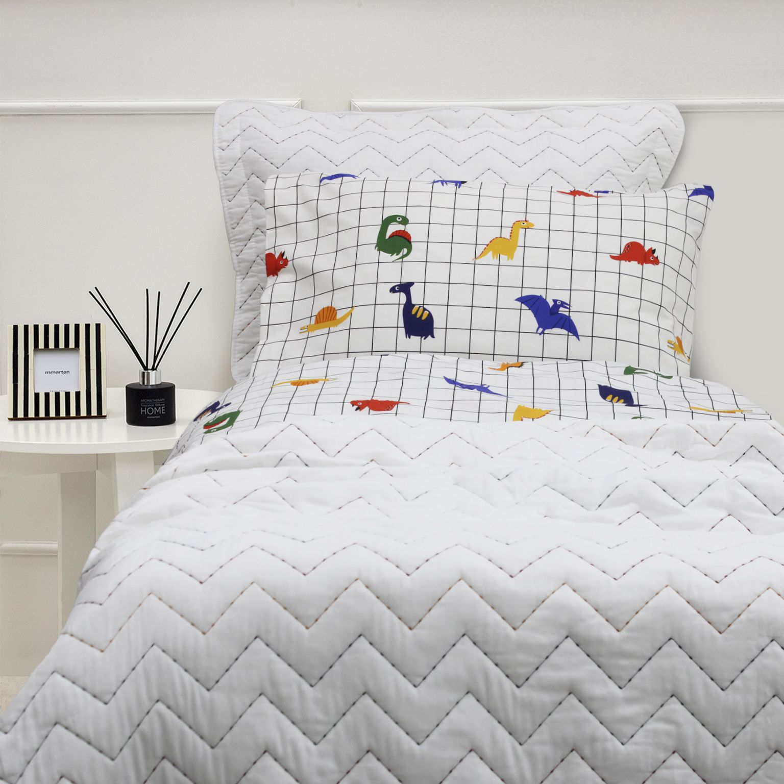 Kit Cama One For All + Dino