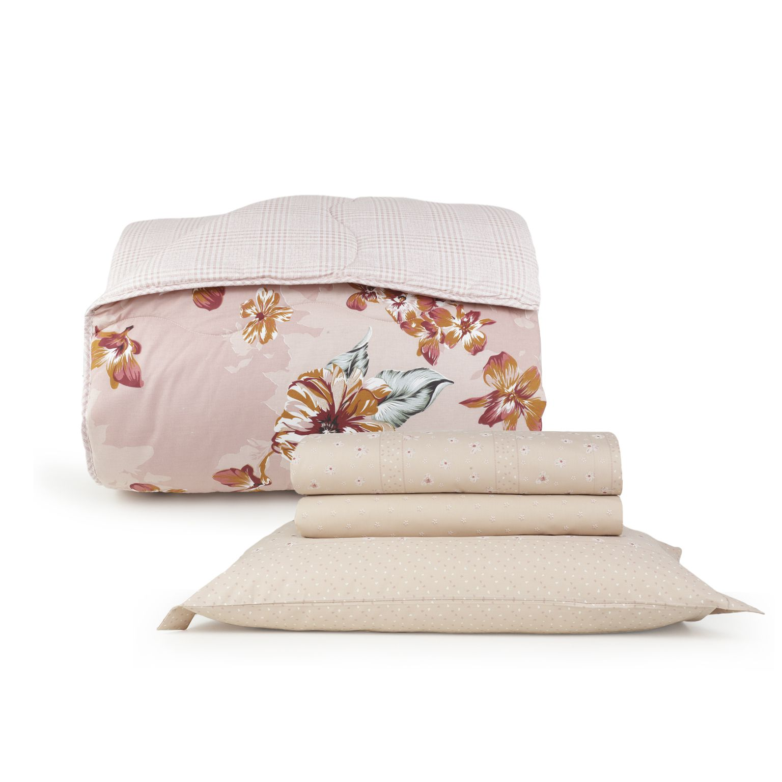 Kit Cama Total Mix Charlotte