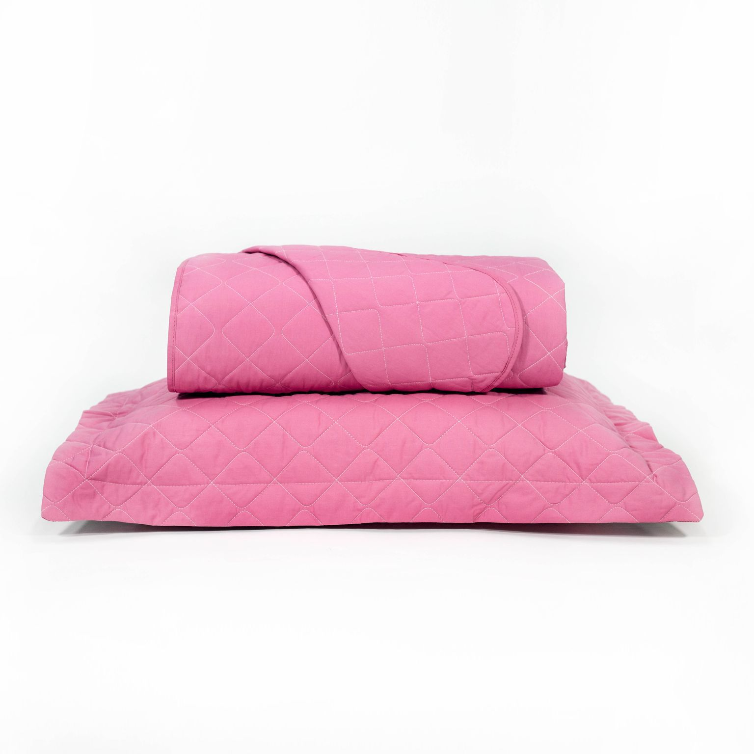 03c84506ce Kit Colcha Matelassê Percal Total Mix Casal Pink - ARTEX